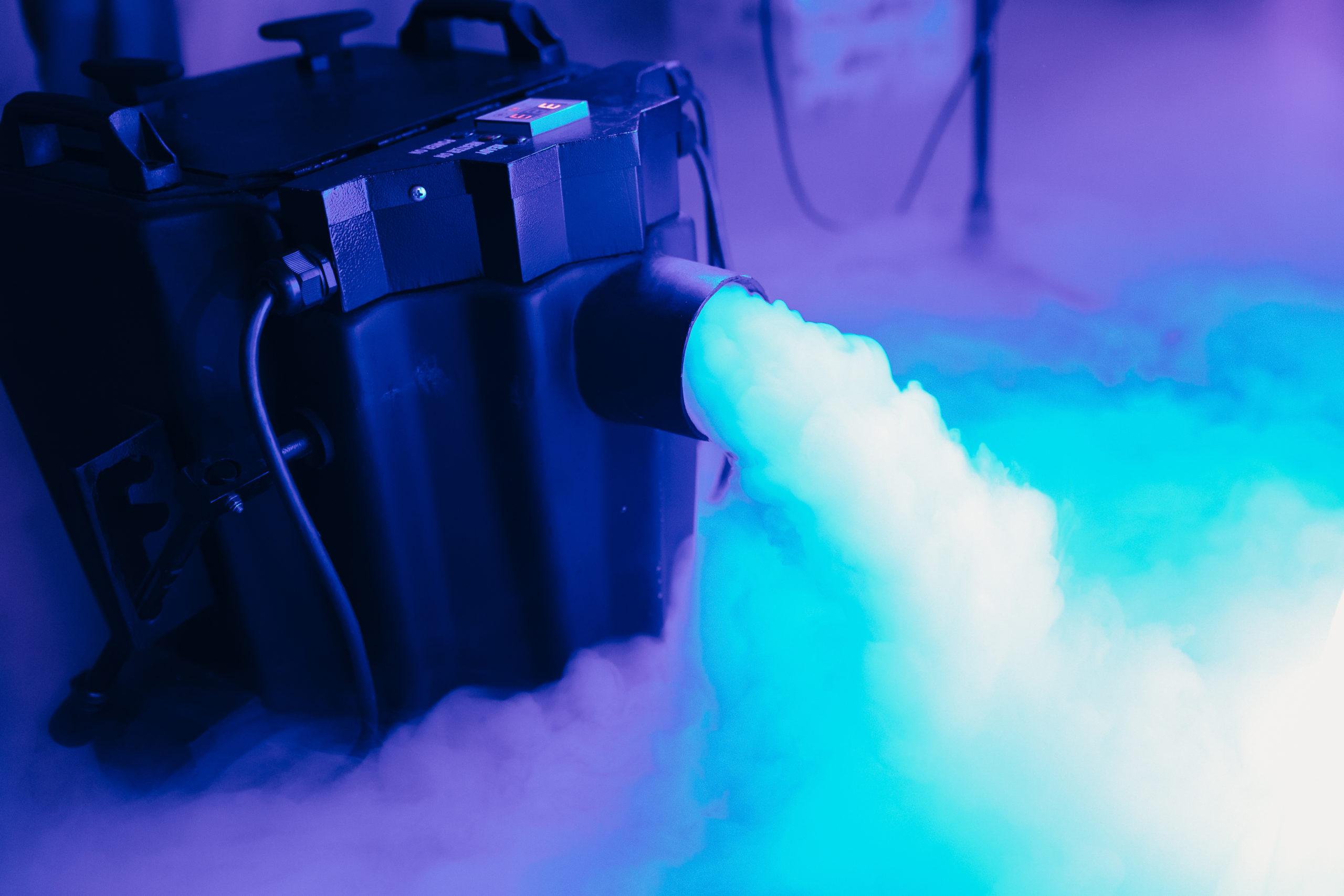Cryogenics – CO2 / Low Smoke / Dry-ice